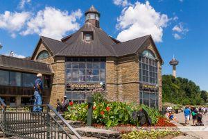 """Journey Behind the Falls"", musée sur les chutes du Niagara"