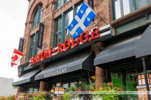 """L'institution culinaire au Québec, célèbre pour ses fameuses """"Côtes Levées"""""""