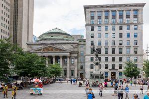 Place d'Armes de Montréal
