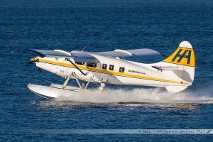 De Havilland Canada DHC-3T Vazar Turbine Otter (C-GUTW) Harbour Air
