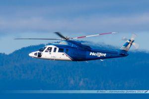 Sikorsky S-76A (C-GHJJ) Helijet