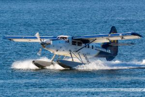 De Havilland Canada DHC-3T Vazar Turbine Otter (C-FHAJ) Harbour Air