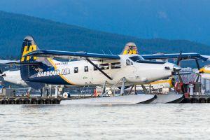 De Havilland Canada DHC-3T Vazar Turbine Otter (C-FHAS) Harbour Air