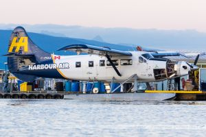 De Havilland Canada DHC-3T Vazar Turbine Otter (C-FHAX) Harbour Air