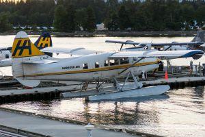 De Havilland Canada DHC-3T Vazar Turbine Otter (C-GLCP) Harbour Air