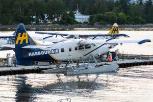 De Havilland Canada DHC-3T Vazar Turbine Otter (C-GHAG) Harbour Air