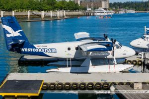 De Havilland Canada DHC-6-100 Twin Otter (C-GQKN) Westcoast Air