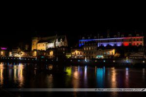 Illuminations 2015 : Vieux Chateau et Chateau Neuf