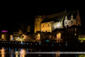 Illuminations 2015 : Vieux Chateau