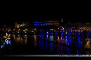 Illuminations 2015 : Centre Administratif Municipal de Laval