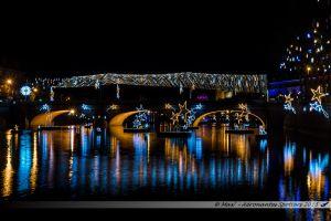 Illuminations 2015 : Pont Aristide Briand