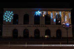 Illuminations 2015 : Théâtre de Laval