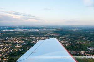 Départ de l'aéroport de Nantes Atlantique