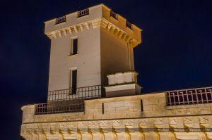 Tour surplombant la Maison Palazzo Clementina 1919 donnant sur Le Remblai