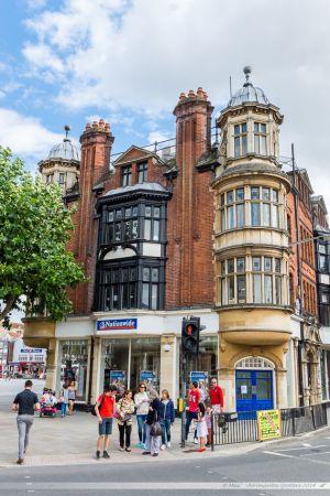 Place de la Mairie - Guildhall Square