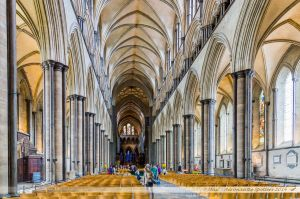Salisbury Cathedral _ Inside