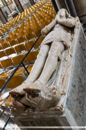 Salisbury Cathedral _ Inside
