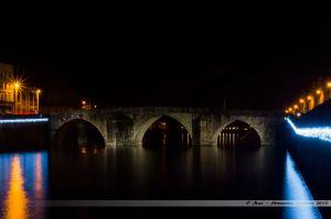 Les Lumières de Laval 2013 - Le Pont-Vieux