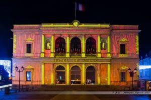 Les Lumières de Laval 2013 - La Mairie de Laval