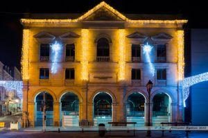 Les Lumières de Laval 2013 - Le Centre Administratif Municipal de Laval