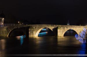 Les Lumières de Laval 2012 - Le Pont-Vieux