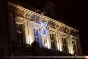 Les Lumières de Laval 2012 - La Chambre de Commerce et de l'Industrie de la Mayenne