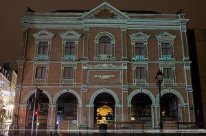 Les Lumières de Laval 2012 - Le Centre Administratif Municipal de Laval