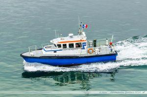 La Léopard de la Capitainerie du port du Havre