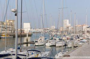 Extension du port de plaisance sur l'ancien port de pêche