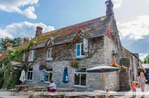 Auberge sur le chemin de Old Harry Rocks