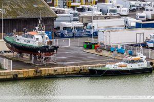 Bateaux pilotes de réserve du port de Saint Nazaire