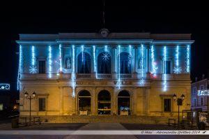 Les Lumières de Laval 2014 - La Mairie de Laval