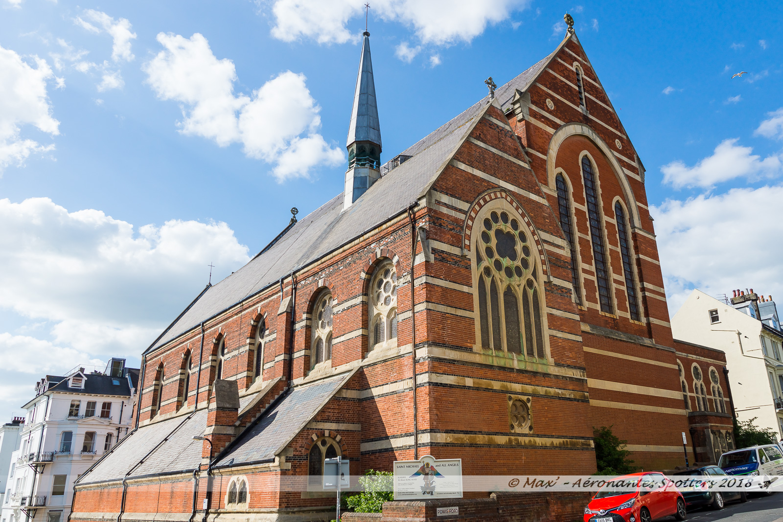 The Parish Church of Saint Michael & All Angels Brighton