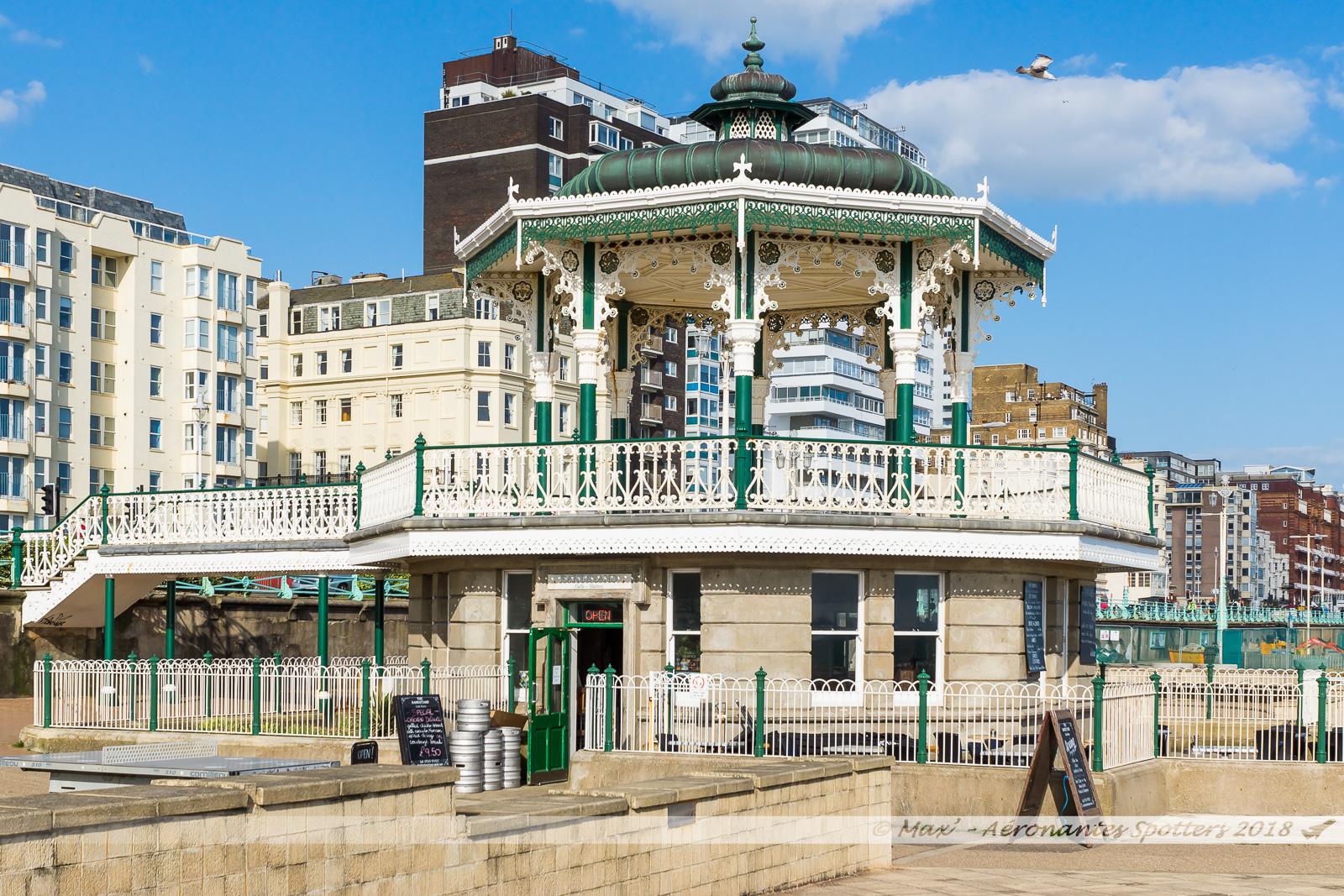 Brighton Beach Bandstand