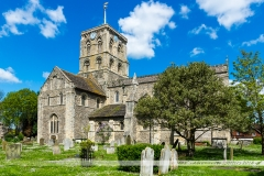 St Mary de Haura Church à Shoreham-on-the-Sea
