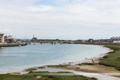 Estuaire de l'Adur à Shoreham-on-the-Sea