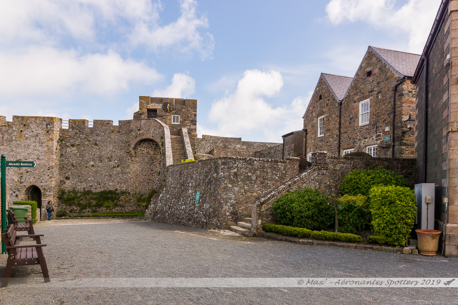 Castle Cornet - Guernsey Island - Saint Peter Port