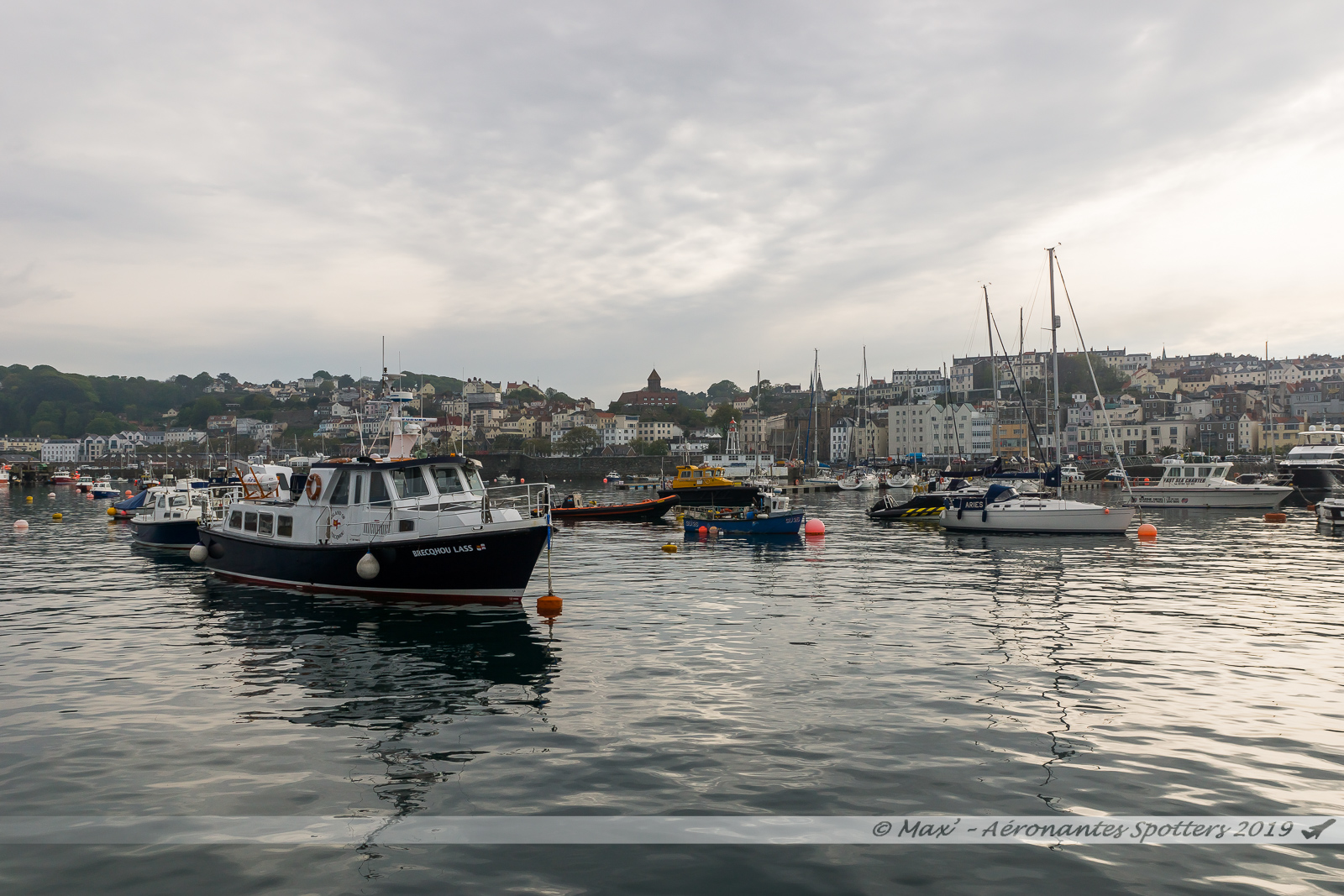 Guernsey Island - Saint Peter Port