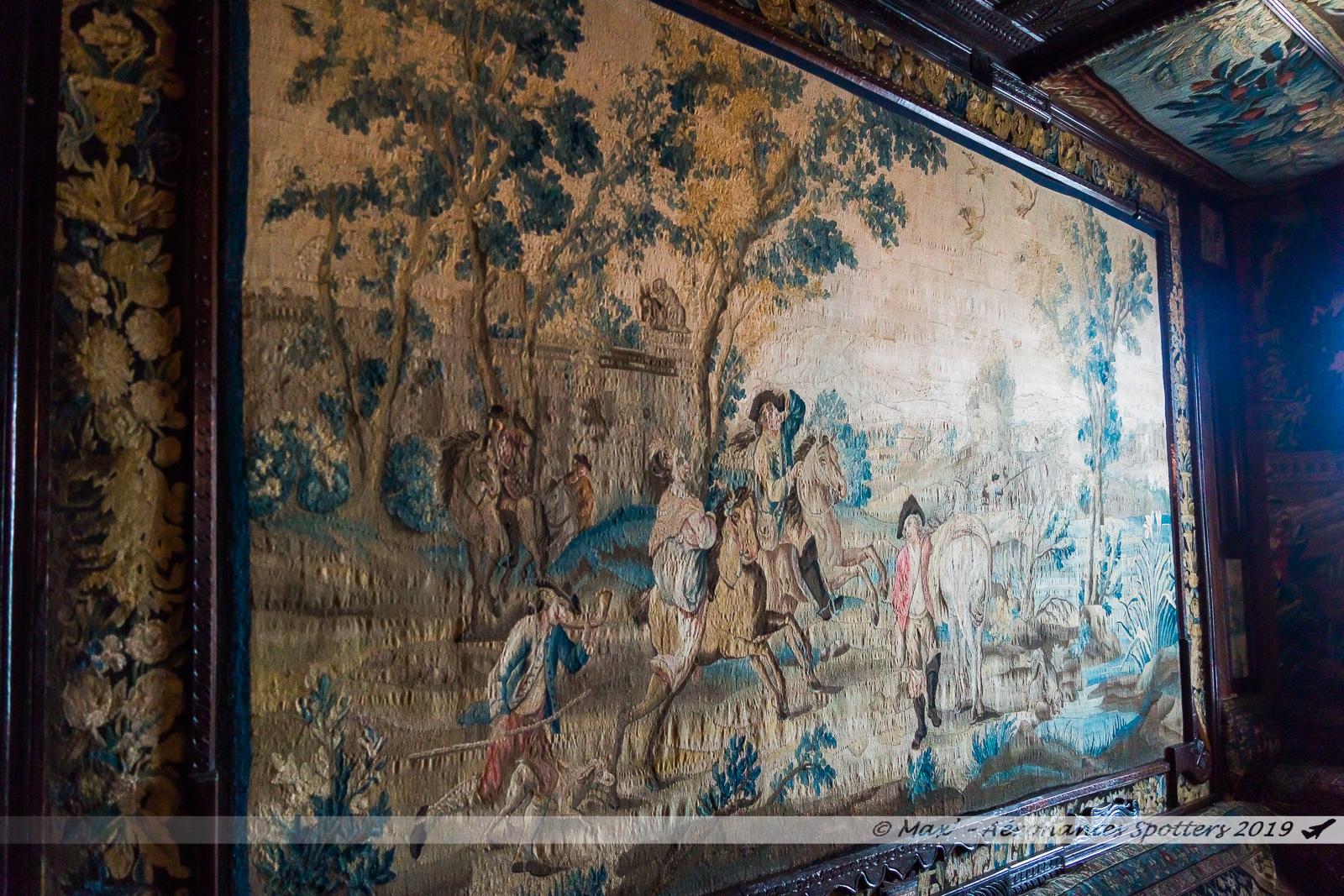 Hauteville House - Salon des tapisseries