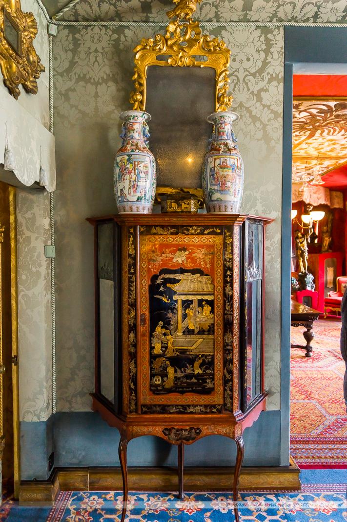 Hauteville House - Le salon bleu (1er étage)