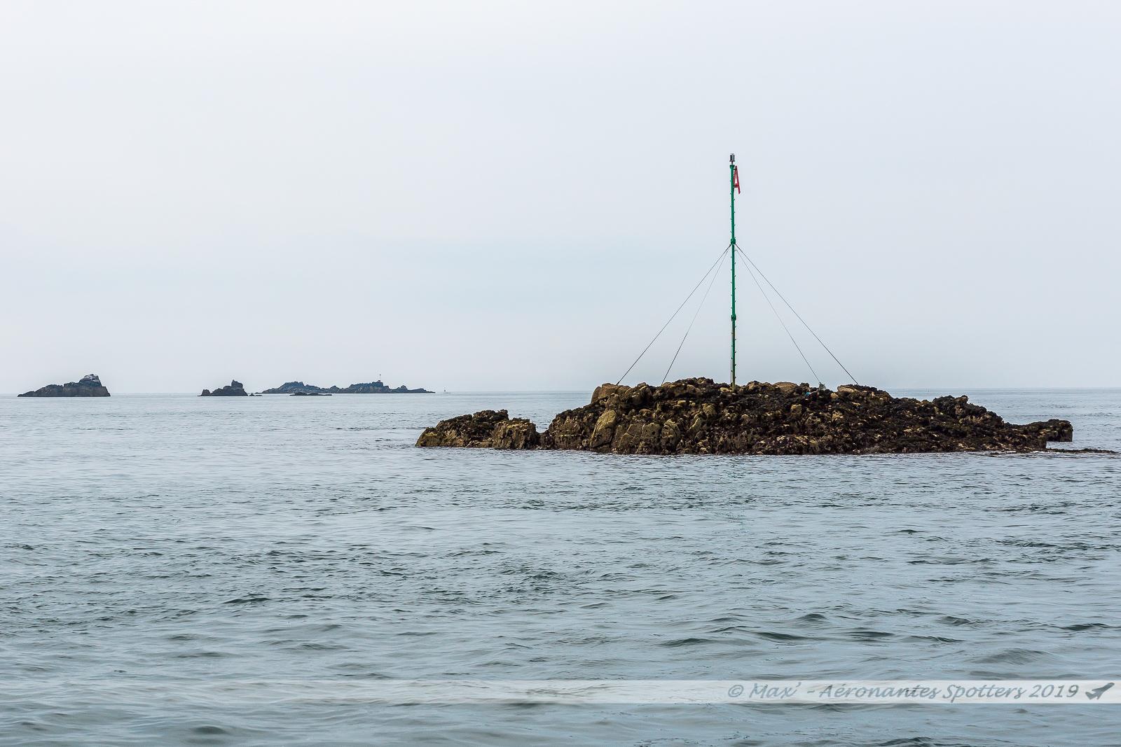 Herm Island - La passe du petit Ruau