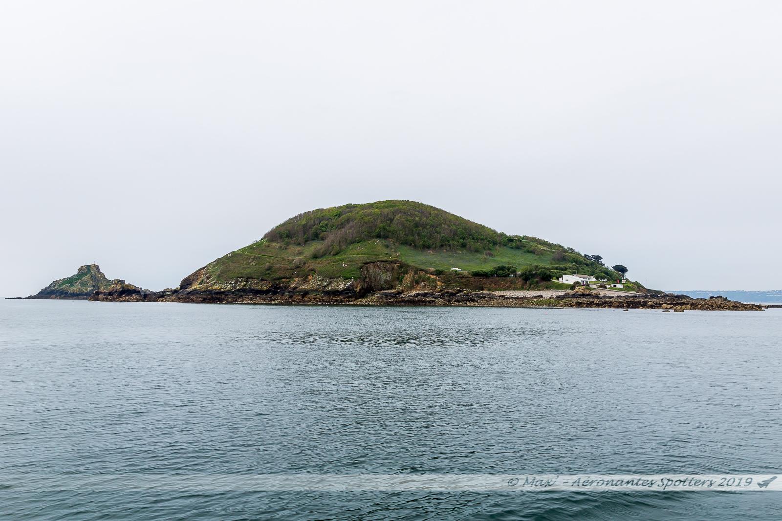 Herm Island - Ilôt de Jethou
