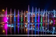 Laval - Illuminations de Noël 2014