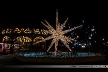 Laval - Illuminations de Noël 2015