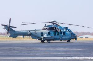 Eurocopter EC-725 Caracal (F-UGSK/cn2802) Armée de l'Air