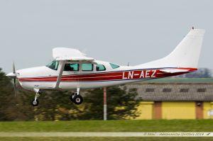 Cessna U206G Stationair (LN-AEZ)