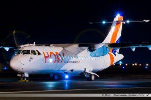 ATR 42-500 (F-GPYL) Hop!