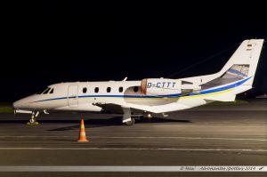 Cessna Citation 560XLS (D-CTTT) Augusta Air