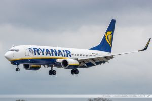 Boeing B737-800 (EI-DAC) Ryanair