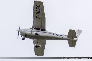 Cessna 172 (F-HAEC) Air et Compagnie Groupe
